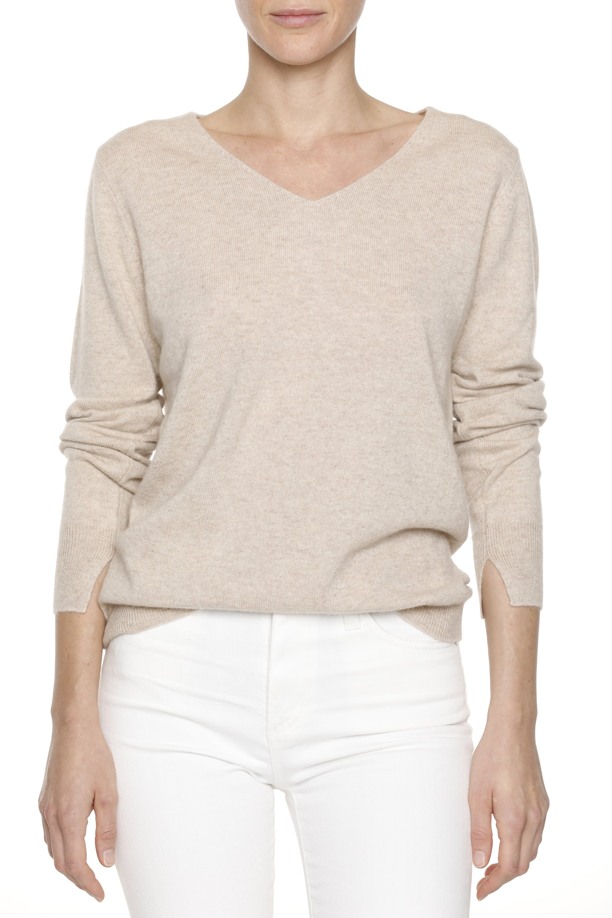 Elena Cashmere Sweater