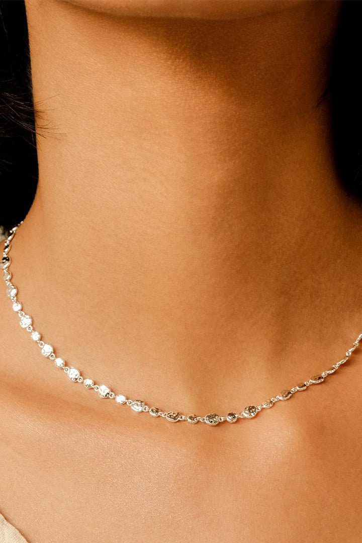 Silver Path to Harmony Choker