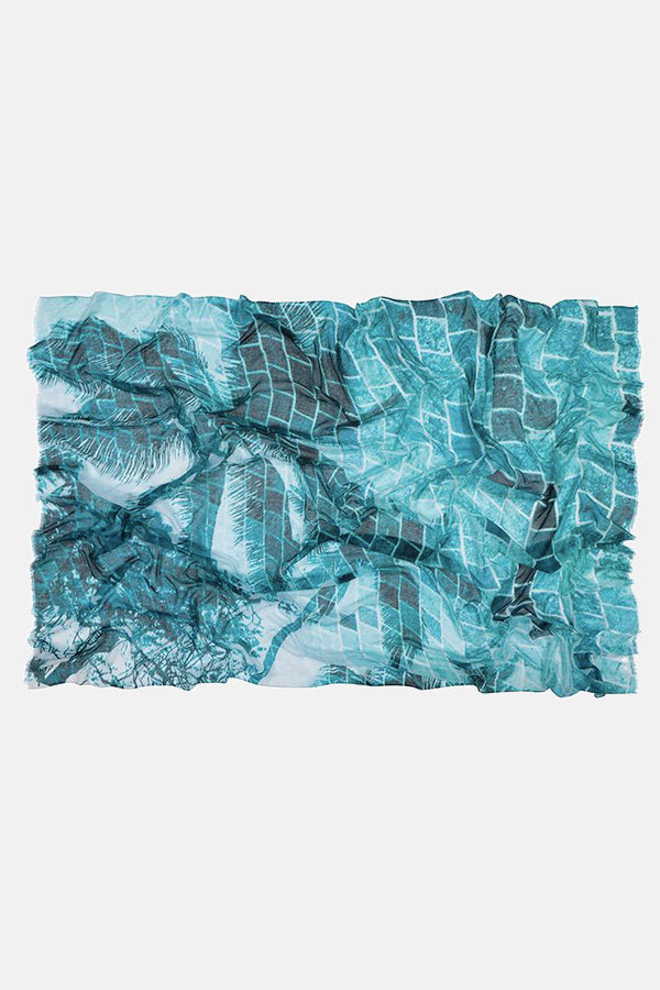 Mosaic Reflections Scarf