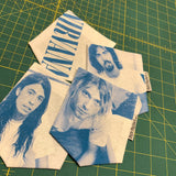 Nirvana 4 Pocket T-Shirt - Pick Pocket Manufacturing
