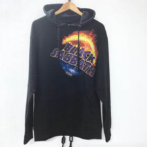 Black Sabbath The End One-Off Hoodie - Pick Pocket Manufacturing