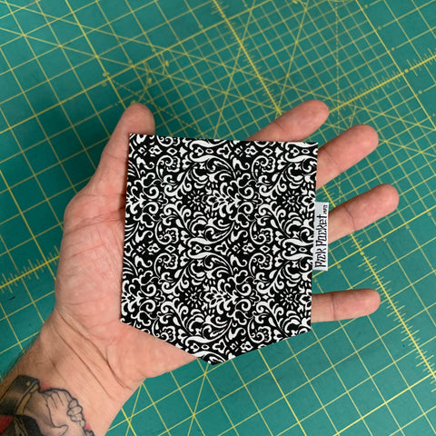 Paisley Pocket Tee - Pick Pocket Manufacturing
