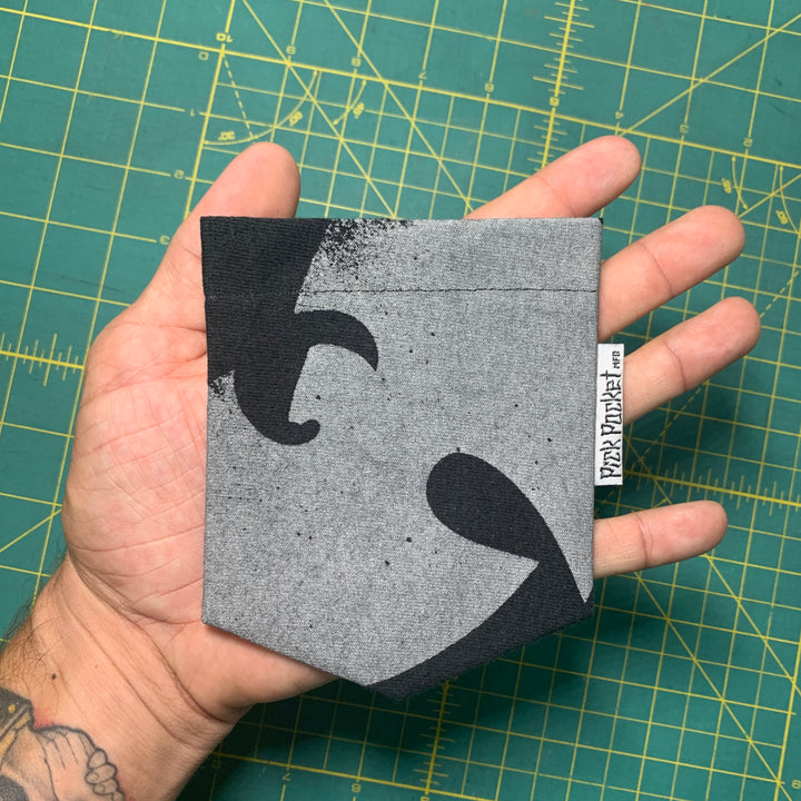 Wu Tang Emblem Pocket T-Shirt - Pick Pocket Manufacturing
