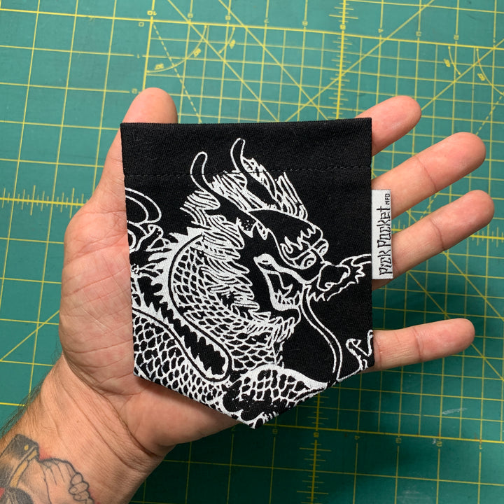 Great Wall Dragon One-off Pocket Tee - Pick Pocket Manufacturing