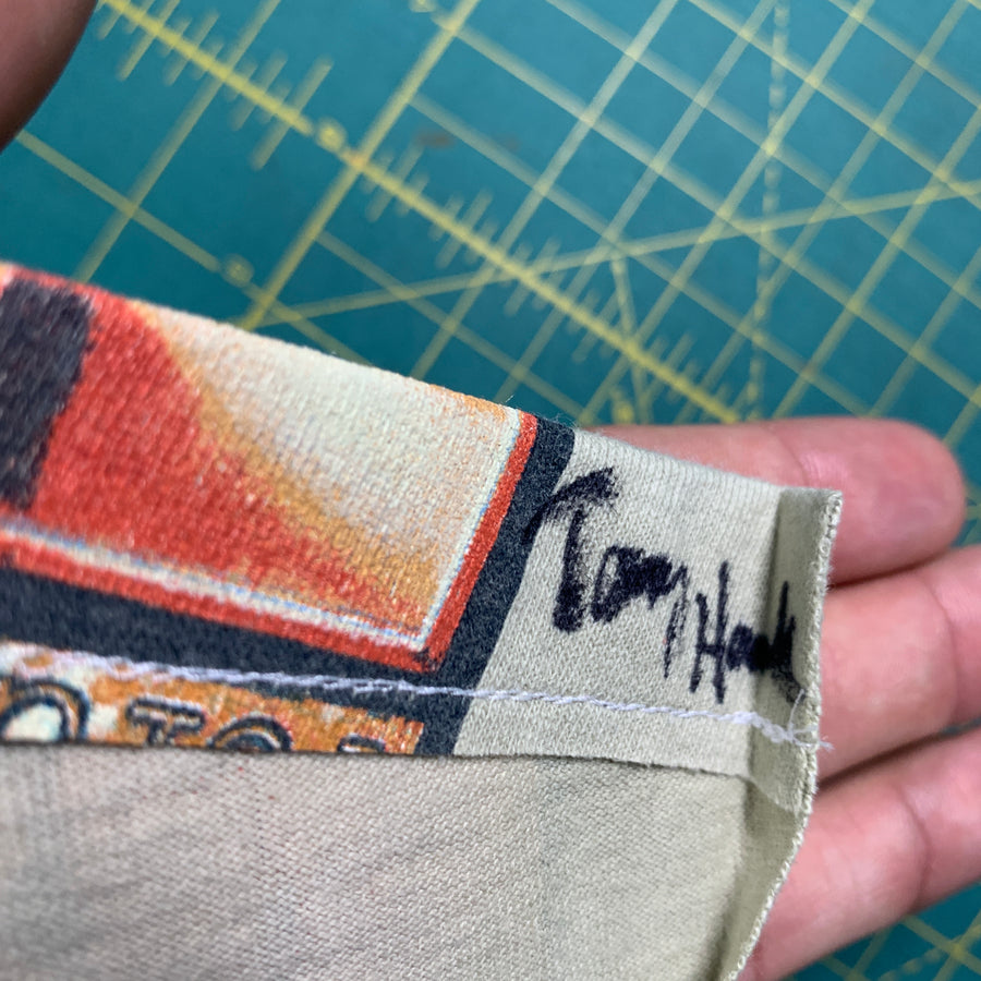 Rusty Hawk One-off Pocket Tee - Pick Pocket Manufacturing