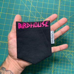 Birdhouse Flowers One-off Pocket Tee 1 - Pick Pocket Manufacturing