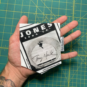 Hawk Jones Soda One-off Pocket Tee - Pick Pocket Manufacturing