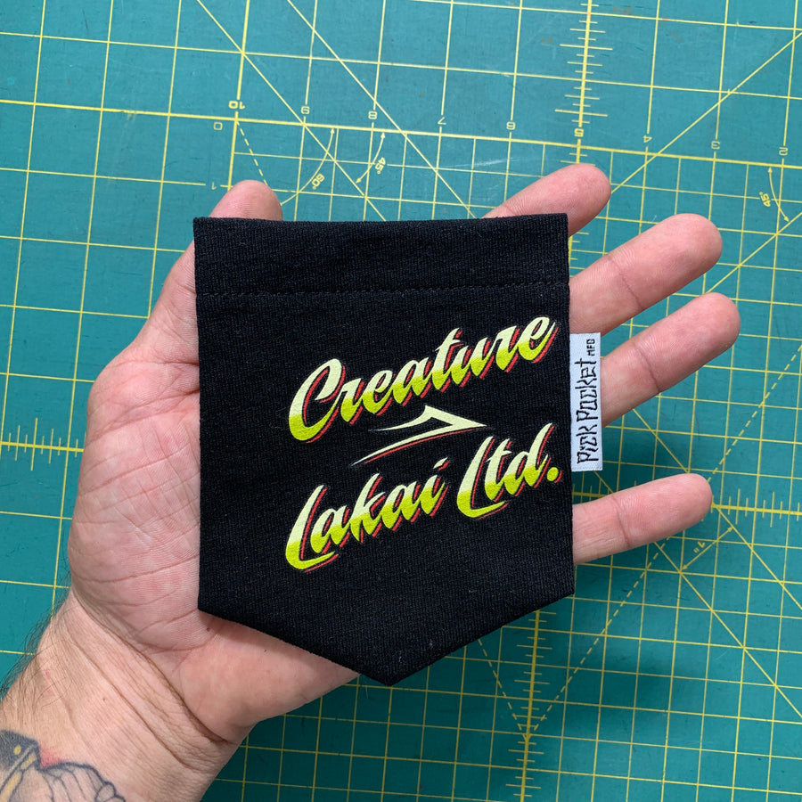 Lakai Creature Pocket T-Shirt