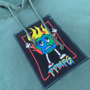 Warming Patch Hoodie