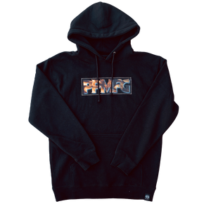 Beheaded Patch Hoodie