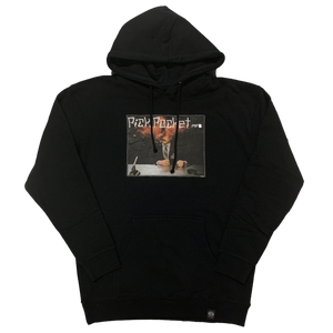 Explode Patch Hoodie - Pick Pocket Manufacturing