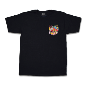 House of Vista x PPMFG AOP Pocket Tshirt - Pick Pocket Manufacturing