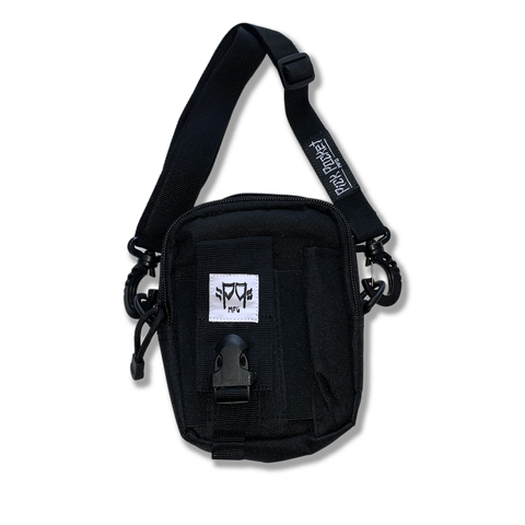 Tactic Shoulder Bag Black - Pick Pocket Manufacturing