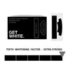 Activated charcoal teeth whitening strips GetWhite