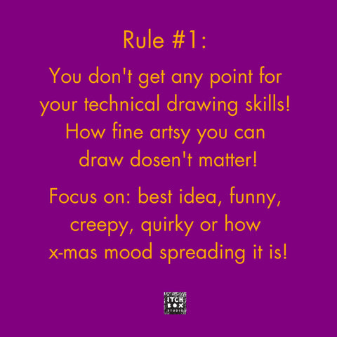 rules draw and draw