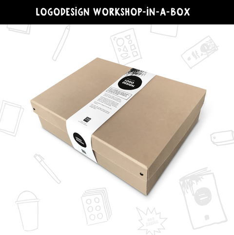 Logodesign workshop-in-a-box