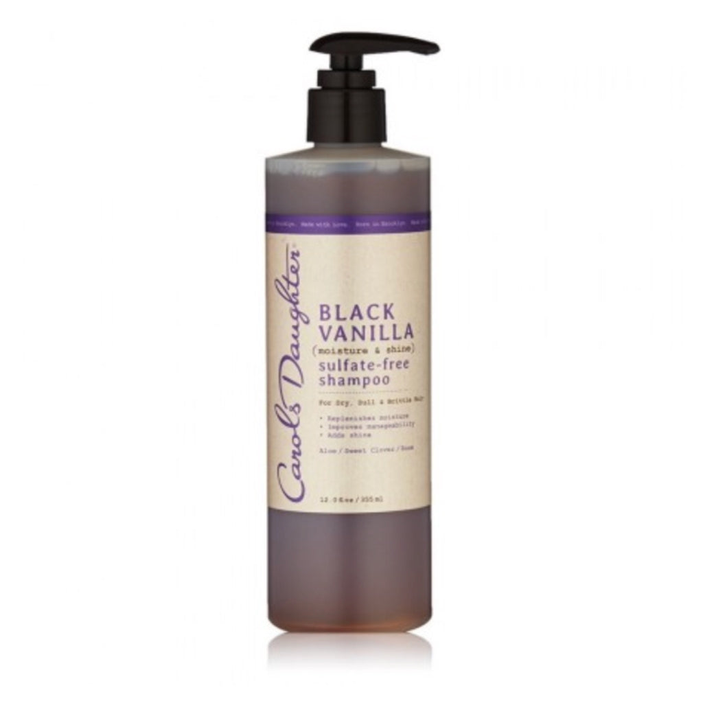 Image result for Product Review: Carols Daughter Black Vanilla Moisture and Shine Sulfate-Free Shampoo