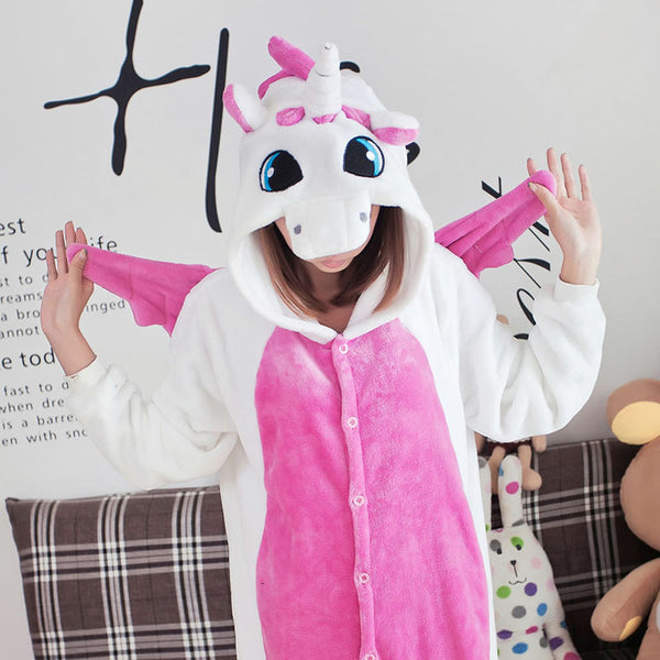 Unicorn Pajamas For Adult & Kids - Walls 'N dreams
