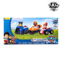 Set vehículos The Paw Patrol 6824 (3 pcs)