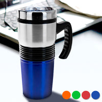 Termo Taza Colores Acero 400 ml Bravissima Kitchen