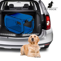 Transportín para Perros Plegable Pet Prior