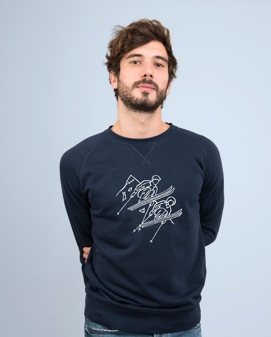 "Sweat ""Le Grand saut"""