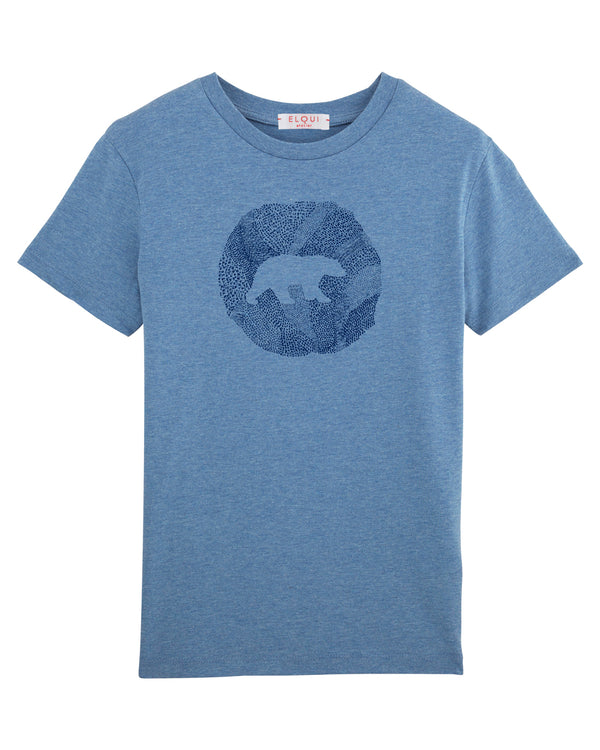 "T-shirt garçon  ""Strange Lost Bear"""