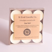 Sea Salt Scented Tea Lights