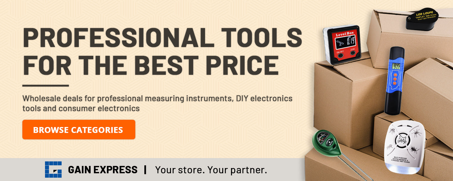 Professional Tools for the Best Price