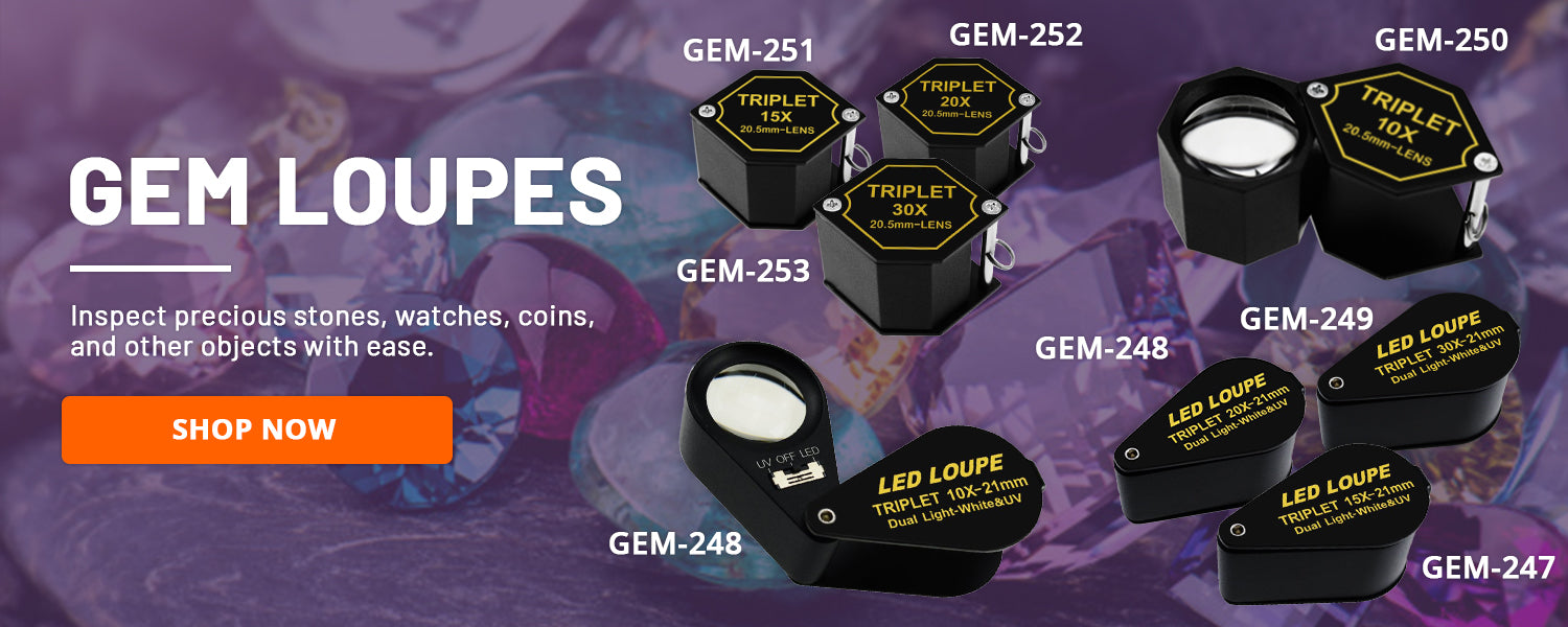 Gem Loupes