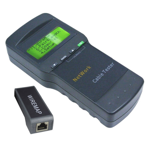 SC-8108 Multifunction Network LAN Phone Cable Tester Meter