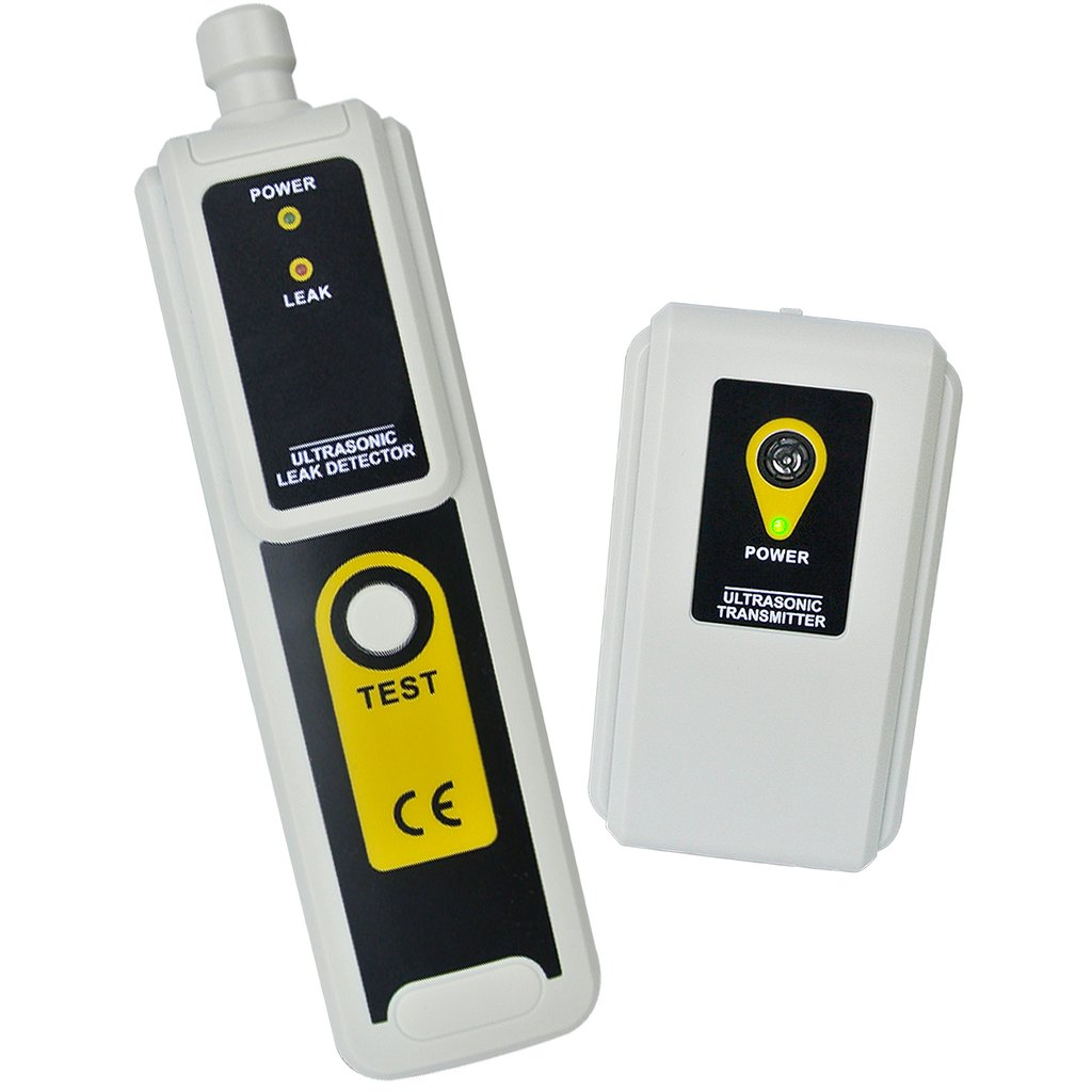 E04-003 Ultrasonic Leak detector & Transmitter Detects Air Water Dust