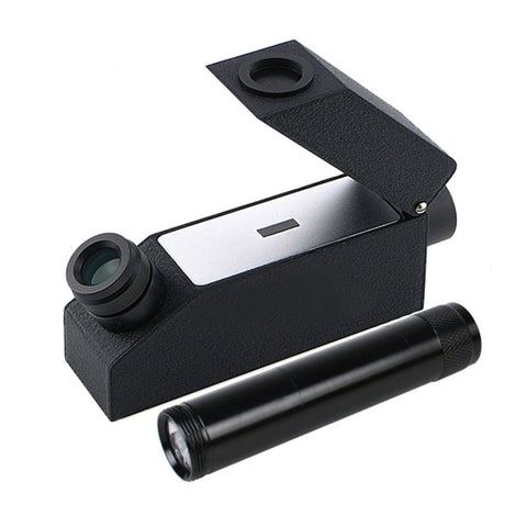 CL-181 1.30 ~ 1.81 RI Range Gemological Refractometer + Index oil Flashlight Polarizing Lens