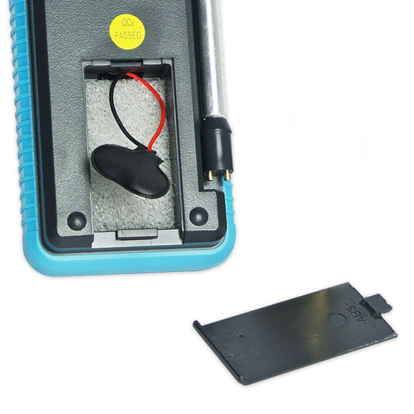 E04-004 Brake Fluid Tester Detector w/ LED Indicator & 180° Foldable Testing Rod