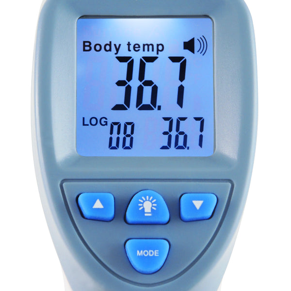 TH-8836 Digital IR Non-Contact Thermometer  Baby Human Forehead Surface Temperature °C/°F