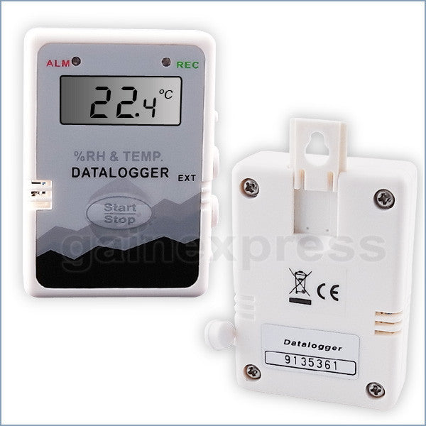 DLG-88395 Professional Humidity and Temperature USB Data Logger