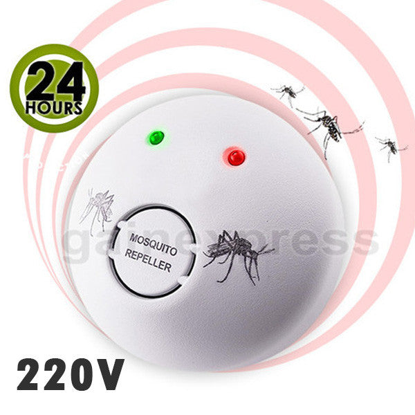 AR-111-220V Ultrasonic Mosquito Repeller Repellent Electronic Pest Control
