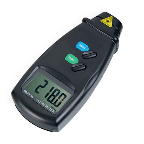 DM-6234P Digital Laser Non-Contact Photo Tachometer RPM Measurer