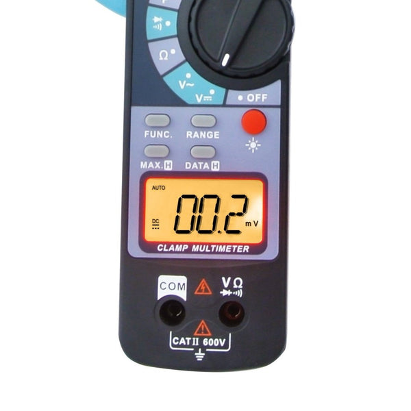 E04-014 Digital Clamp Meter DC AC Audible Continuity Tester