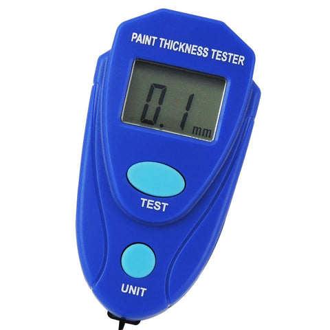E04-025 Digital Coating Thickness Gauge Car Painting Thickness Tester