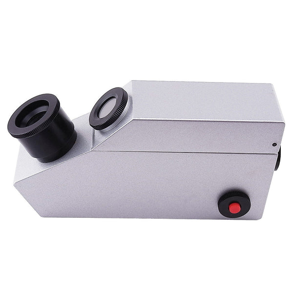 GR-601 2in1 Light Source Gem Refractometer Gemstone New Design 1.30~1.81 RI range