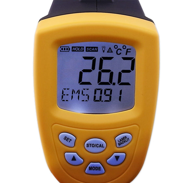 IR-872D 50~1150°C -58~2102°F 20:1 Infrared IR Laser Thermometer