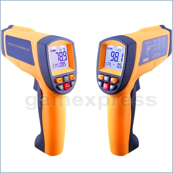 IR-G1150 Digital 20:1  Professional Infrared Thermometer 0.1~1EM Pyrometer