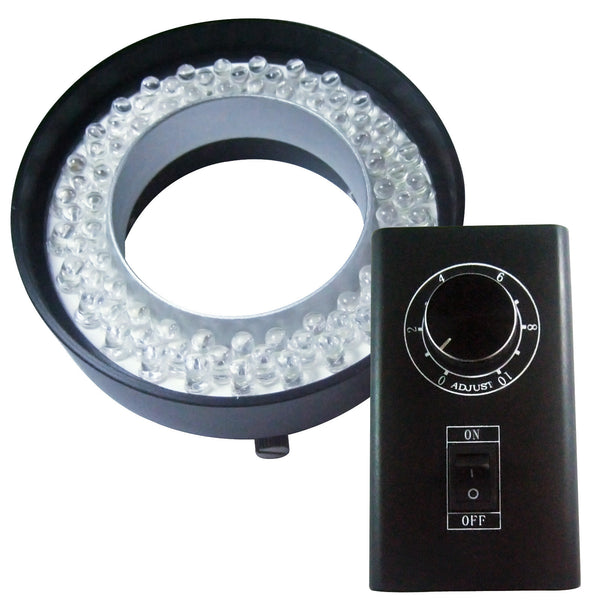 KD-200 80 LED Camera Microscope Ring Light CE (warm white 70mm max diameter)