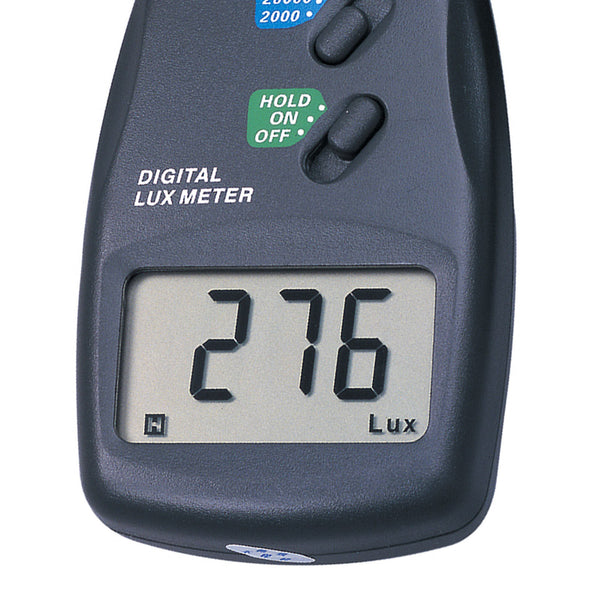 LX-1010B Digital Light Lux Meter 0 - 50,000 Lux Camera Photo