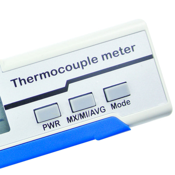 M0198850 Pen-type K type Bead Wire Thermocouple Thermometer Meter Made in Taiwan