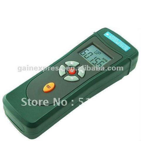 SP-7234C Photoelectric Distance Digital Non Contact Laser Tachometer