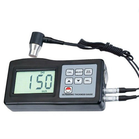TM-8812 Ultrasonic Digital 1.00-200.00mm Thickness Meter Metal/Non-Metal