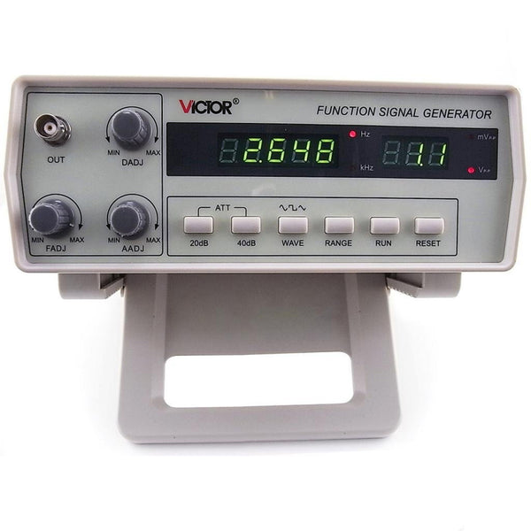 VC-2002 Digital Function Signal Generator Multimeter 0.2Hz-2MHz