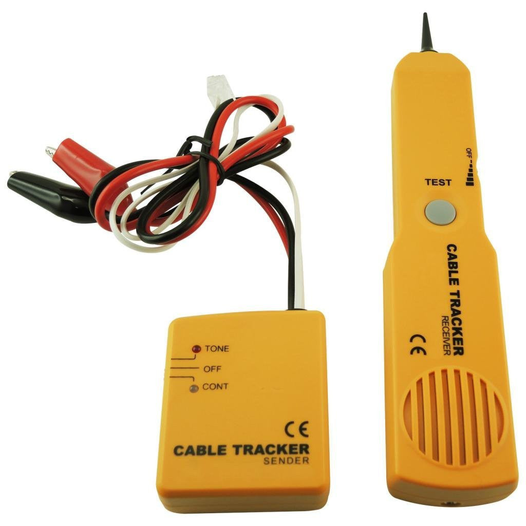 Cable Wire Tracer Trusted Wiring Diagram Amprobe At7030 Advanced And Circuit With E04 026 Telephone Line Tracker Tester Sender Network